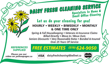 Daisy Fresh Cleaning Service